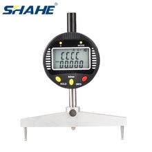 SHAHE yüksek doğruluk dijital yarıçapı göstergesi dijital çok göstergeleri yarıçapı göstergesi 5 değiştirilebilir ölçüm çene