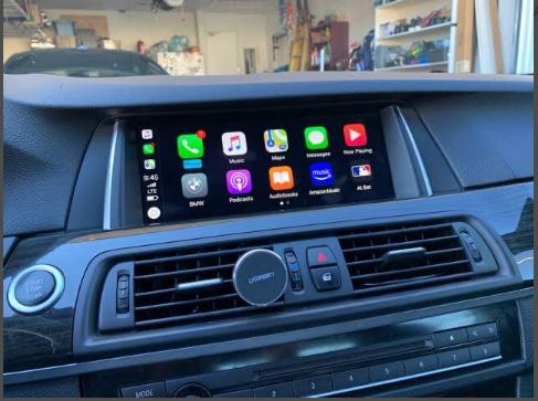 Screen CIC For BMW F10  2011 Series