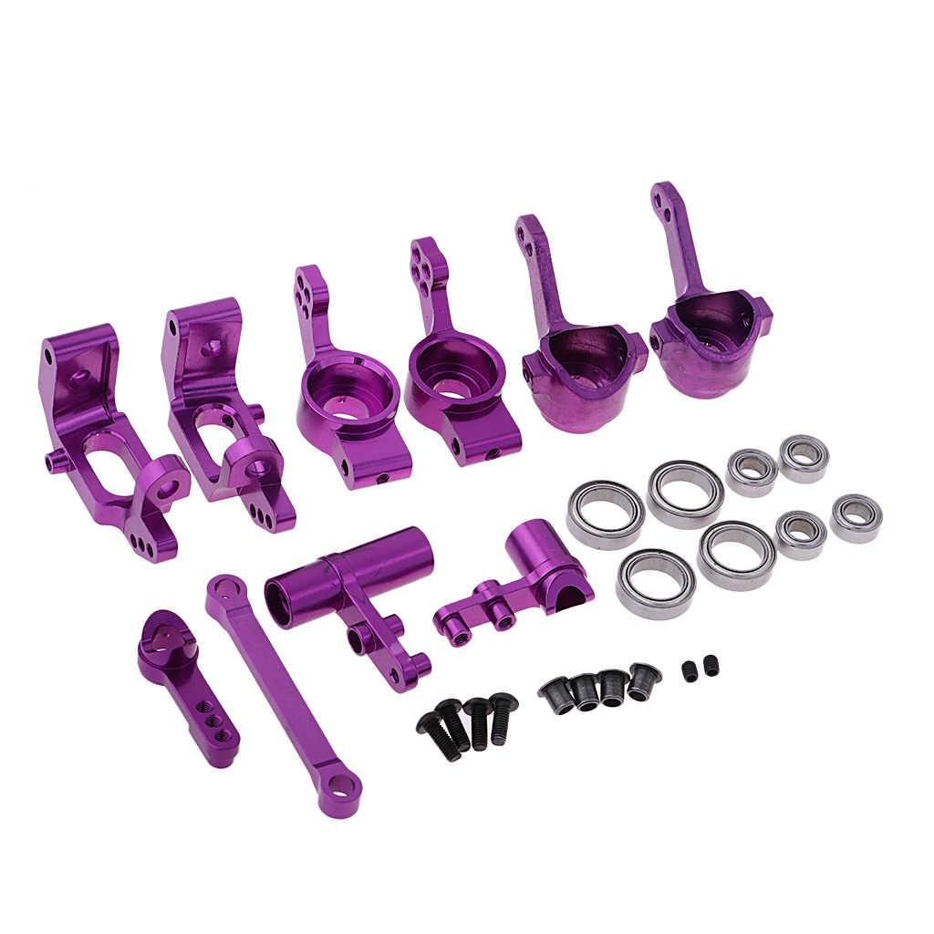 Seti alüminyum alaşım direksiyon Hub bileşenleri HSP 94122 94123 94111 94188