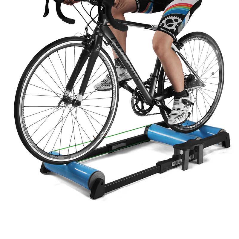 Kapalı bisiklet bisiklet eğitmeni silindirler MTB yol bisiklet makaralı eğitmen ev egzersiz Turbo eğitmen bisiklet spor egzersiz aracı