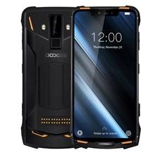 DOOGEE S90 携帯電話 IP68 IP69K 頑丈な携帯電話 6.18 インチの ips ディスプレイ 5050mAh MT6771 オクタコア 6 ギガバイト 128 ギガバイトの Android 8.1 16.0MP