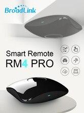 Broadlink rm4 pro automação residencial inteligente wi fi ir rf controle remoto universal inteligente trabalho com alexa google casa domotica