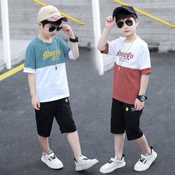 Children Boys Two-Piece Sets