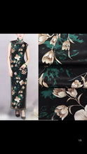 dress maker pure silk dress tailor shop simple silk dress bespoke mother of bride dresses qipao custom can make any design shift