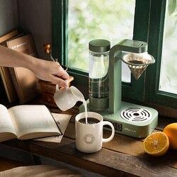 Ekspres do kawy dozownik do wody zegar amerykański dom w pełni automatyczny dzbanek do kawy