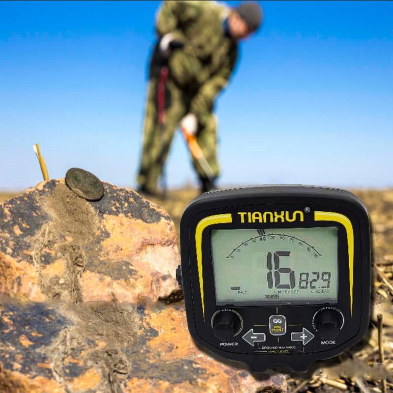 TIANXUN TX-850 блок управления ЖК-дисплеем для профессионального подземного металлоискателя сканер Finder Gold Digger Treasure Hunter