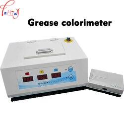 Wyświetlacz cyfrowy automatyczny smar maszyna kolorymetrowa TLV-100A smar kolorymetr z nadrukiem wyniki badań 220V 1PC