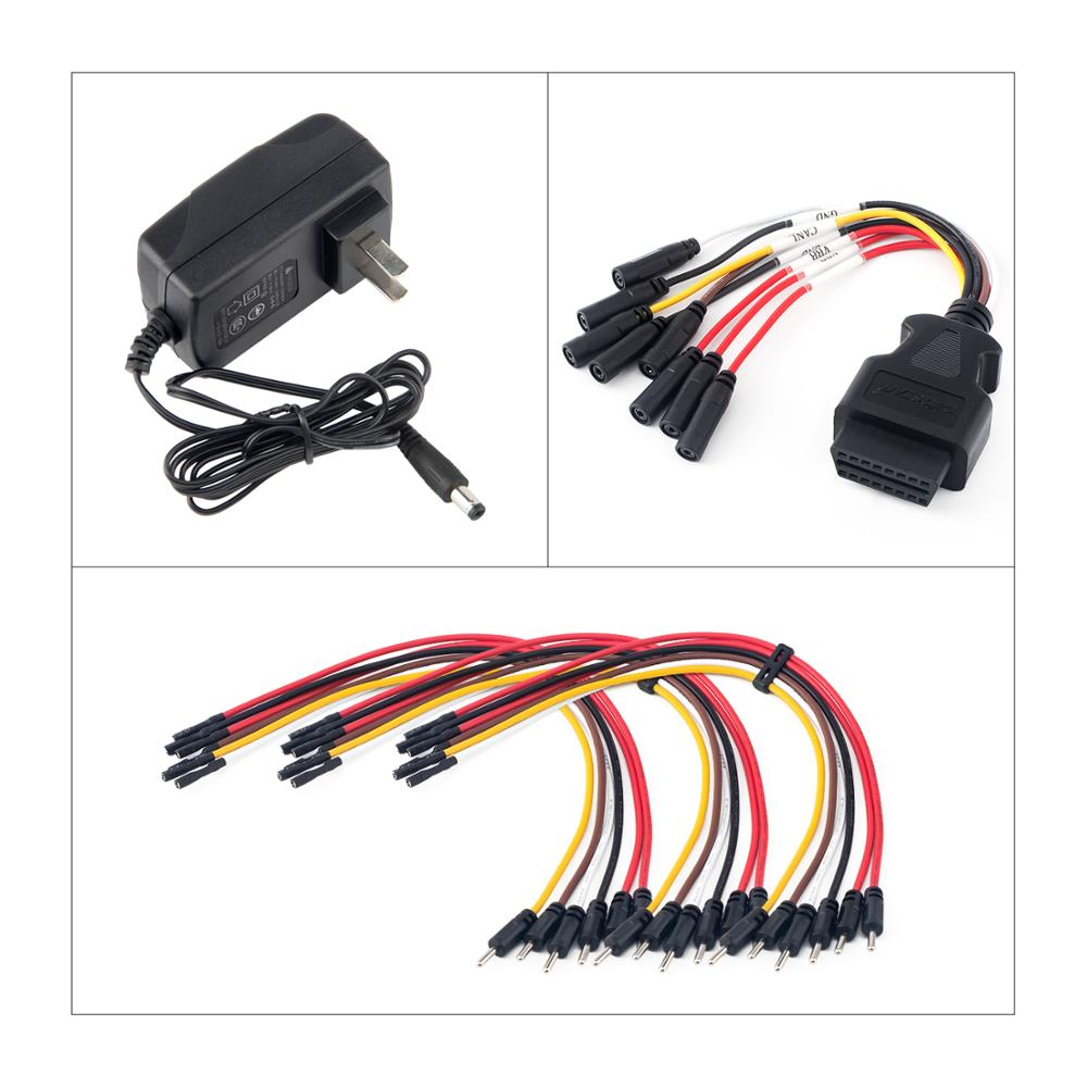 Image 2 - New Arrival OBDSTAR ODOMASTER ODO MASTER X300M+for Odometer Adjustment/OBDII with Special Functions Cover More Vehicles Models T-in Car Diagnostic Cables & Connectors from Automobiles & Motorcycles on
