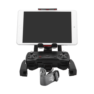 Image 4 - Foldable Monitor Stand Support Holder Mount Remote Control Phone Tablet Bracket for DJI Mavic Mini Pro AIR Spark Drone Accessory