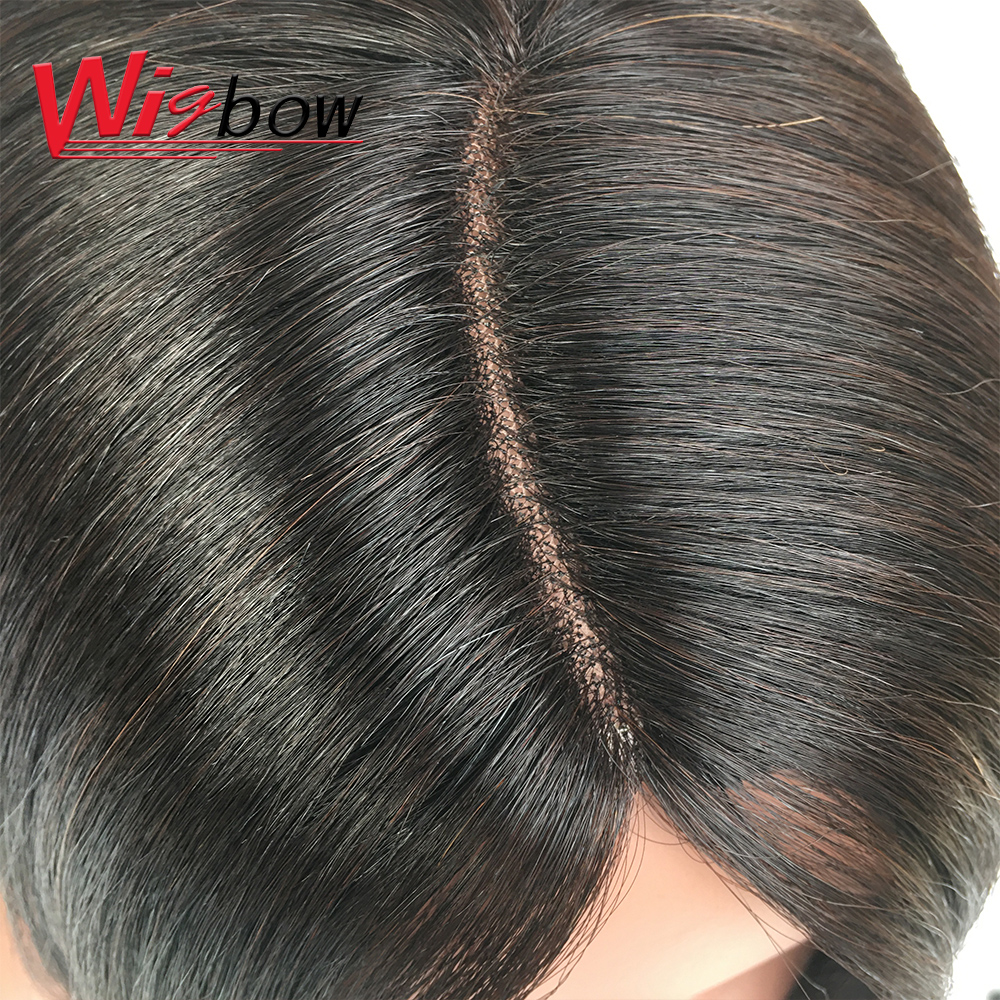 Short Human Hair Wigs For Black Women Brazilian Human Hair Straight Short Bob Lace Front Wigs Human Hair With Free Shippping