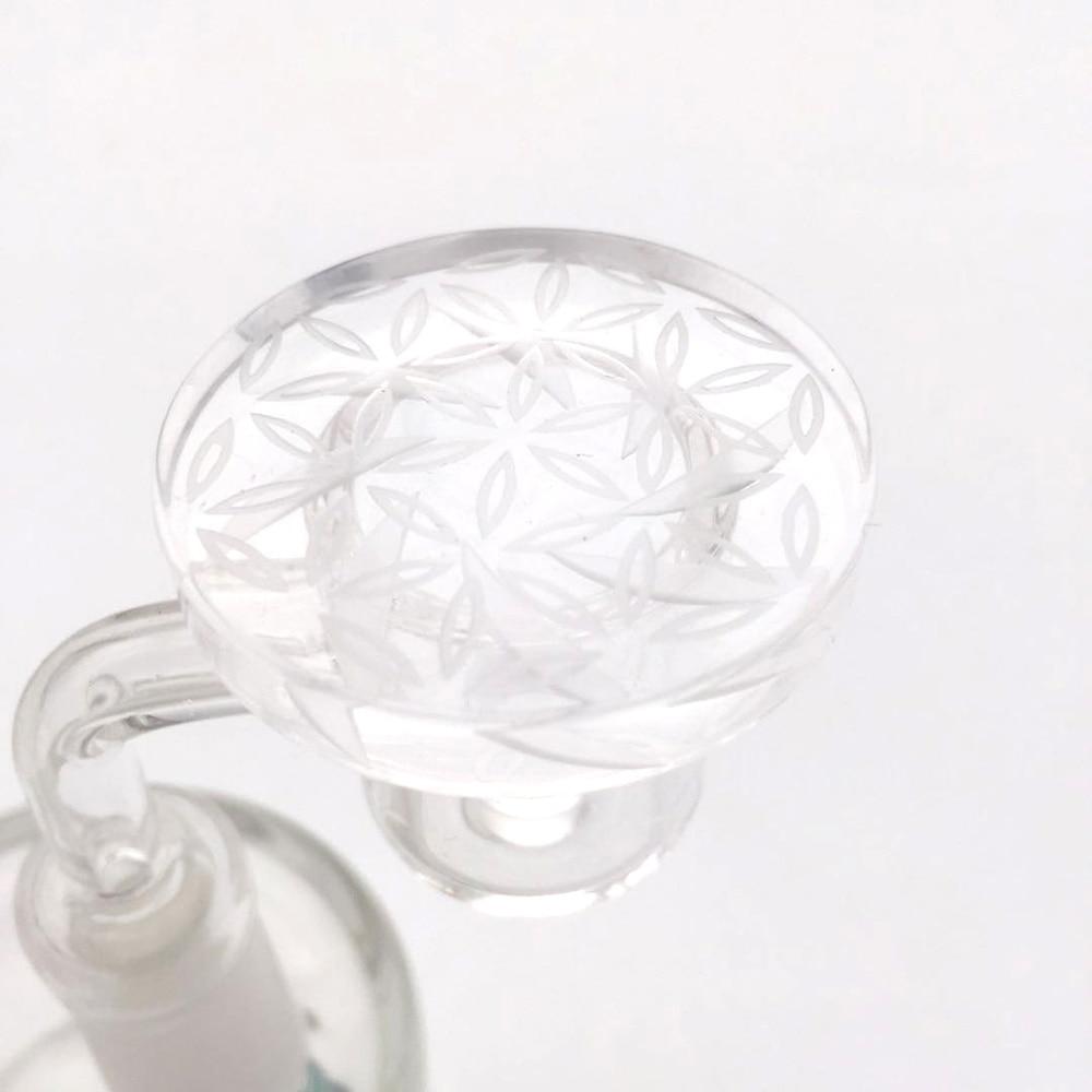 Spinning Carb Cap CNC Engraving Hat Caps for Thermal Quartz Banger Nails Enail Carb Cap for Glass Bong 6