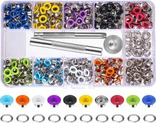 diy rapid rhinestones rivets press stud setter setting hand die tool for leathercraft bag shoes belt 300 Pieces Metal Eyelets 10 Colors Eyelet Kit For DIY Leathercraft Scrapbooking Shoes Belt Cap Bag Tags Clothes Accessories