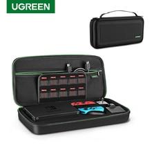 Ugreen Lagerung Tasche für Nintend Schalter Lite Nintendos Schalter Konsole Fall Durable Nitendo Fall für NS Nintendo Schalter Zubehör