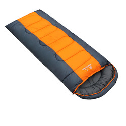 1.9Kg Outdoor Autumn And Winter Thick Sleeping Bag Adult Camping Envelope Sleeping Bag-Joint Warm Sleeping Bag
