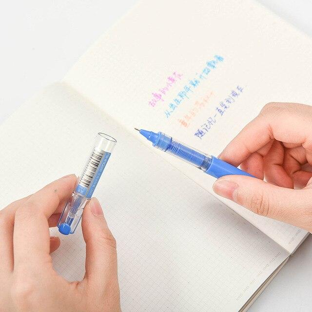 Фото : mohamm 1 шт 05 мм карамельный цвет гелевая ручка капиллярная цена