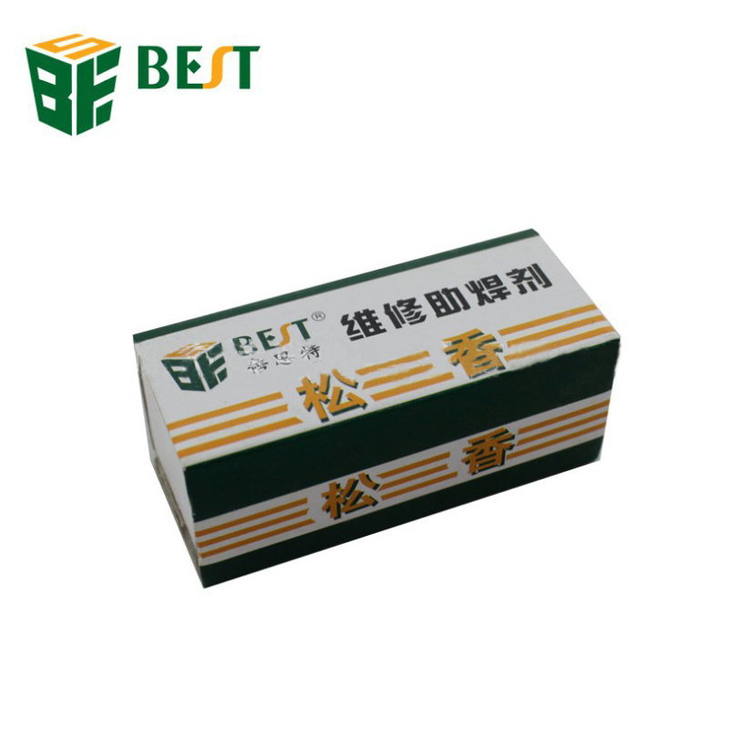 BEST Soldering Tin Material Paste Carton Rosin Flux Carton Rosin Soldering Iron Soft Solder Welding Fluxes Repair Flux