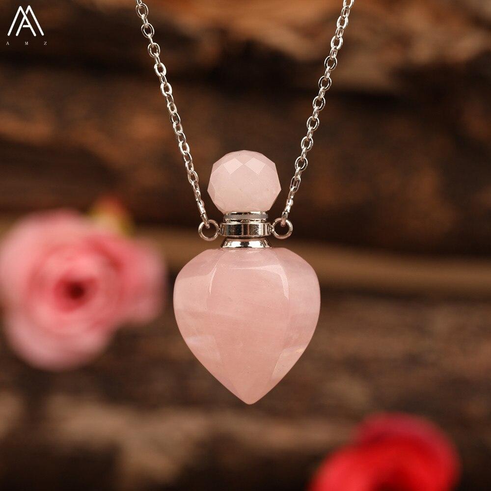 Silver Pink Quartz