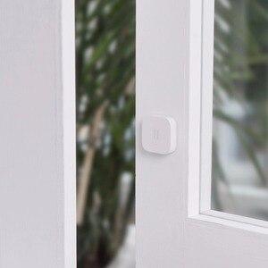 Image 4 - Aqara czujnik wibracji i czujnik uśpienia kosztowności monitorowanie alarmu wstrząs wibracyjny praca z inteligentną aplikacja domowa