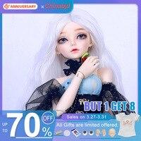 Fairyland Fairyline Ria 1/4 bjd sd Dolls Model Girls Boys Eyes High Quality Toys Shop Resin Minifee
