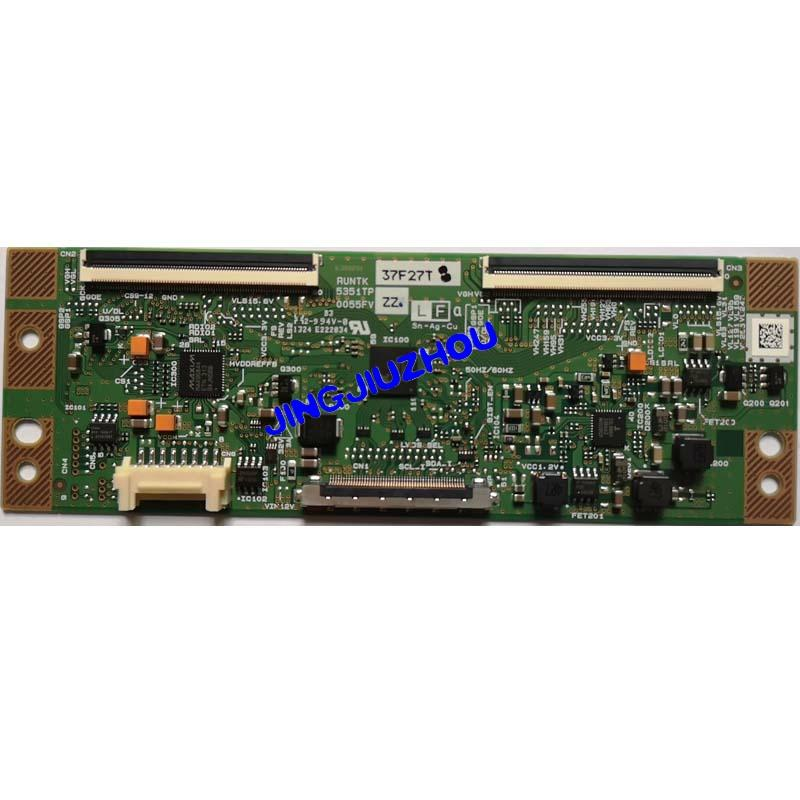 New T-con RUNTK 5351TP ZA ZZ 0055FV ZA ZZLogic Board Good Working