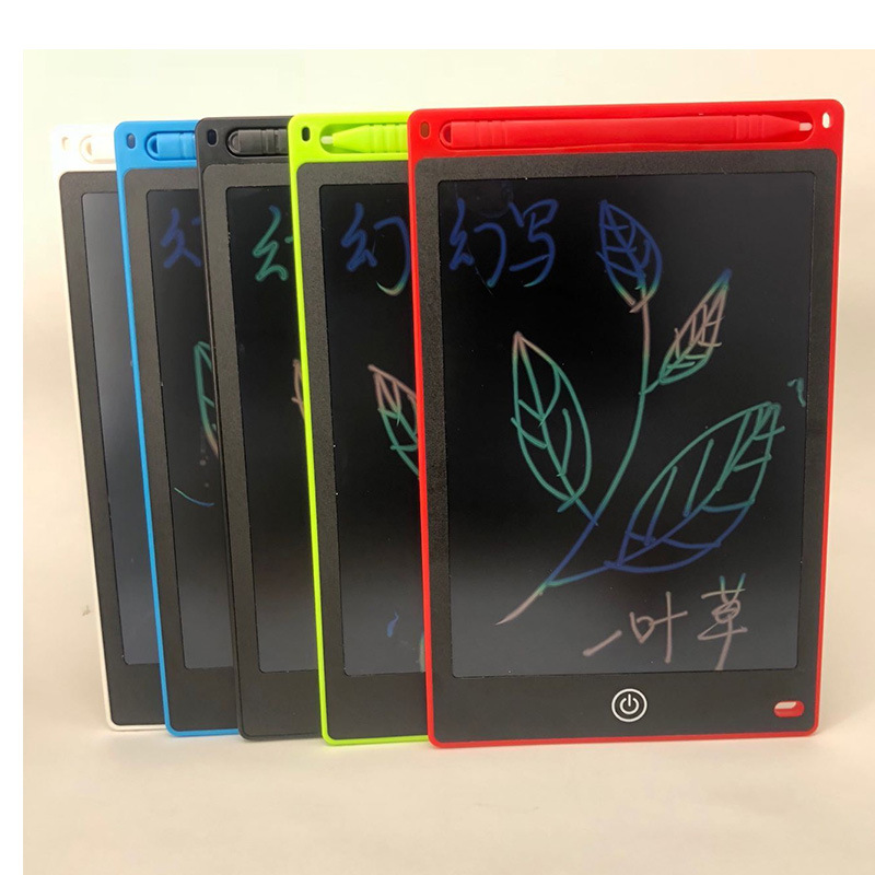 Magic Write New Products 8.5-Inch Highlight Color Screen LCD Tablet Electronic LCD CHILDREN'S Drawing Board Office Color Writing