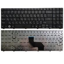 Teclado de laptop russo, teclado preto ru para medion e6217 dns peagtron h36 › MP 08G63SU 5287