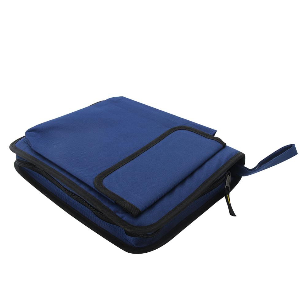 Utoolmart 1pcs Multi-Purpose Tool Bag Small/Medium/Big Dark Blue Oxford Cloth Tool Pouch Organizer Storage Bag High Quality
