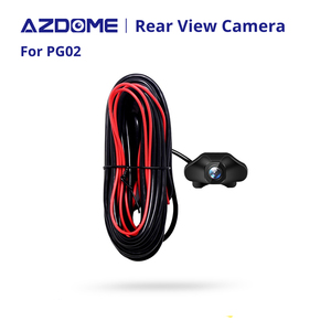 Image 1 - AZDOME 720P Car Rear View Camera For PG02 Mirror Dash Camera Car DVR Video Recorder Waterproof  Vehicle Backup Cameras