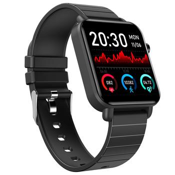 2021 zegarek Smart do fitnessu nocny Monitor pracy serca wiele trybów ćwiczeń Monitor temperatury Mi Watch wodoodporny inteligentny zegarek tanie i dobre opinie DBTWEAR CN (pochodzenie) Z systemem Android Wear Autorski system operacyjny Dla systemu iOS Na nadgarstek Zgodna ze wszystkimi