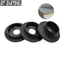 Шлифовальный диск 1 шт диаметр 2223 мм вакуумная пайка алмазный