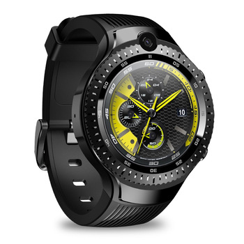 """THO 4 Dual Smart Watch 4G LTE Android Quad Core 1GB+16GB Dual Camera 1.4"""" AOMLED GPS/GLONASS WiFi Heart Rate Smartwatch watches"""