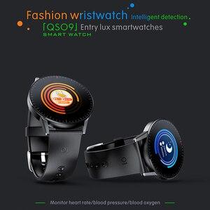 Image 5 - Reloj inteligente KaiHai para dormir, con monitor de ritmo cardíaco, seguimiento de la salud, cronómetro inteligente para android ios