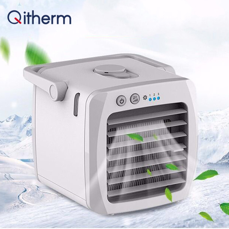 Dropship Vip Portable Mini Air Conditioner Fan USB Arctic Cooling The Quick Easy Way Cool Home Office Personal Space Fan Cooler