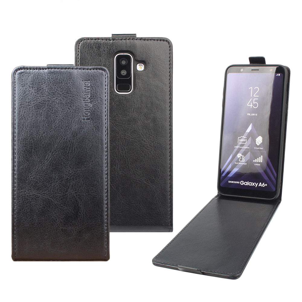 PU Leather <font><b>Case</b></font> <font><b>Flip</b></font> Cover For <font><b>Samsung</b></font> Galaxy A90 A80 A71 A70 A60 A51 A50s A50 A40 <font><b>A30</b></font> A30s A20 A20e A10s A10 J4 A9 A8 Plus 2018 image
