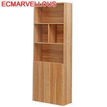 Home Decoracao Bois Dekoration Boekenkast Estanteria Madera Shabby Chic Wood Decoration Retro Book Furniture Bookshelf Case