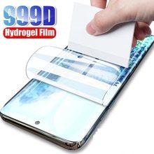 Filme de hidrogel para blackview a80 a60 pro bv4900 bv500 plus bv6300 pro bv5900 bv9900 bv9100 bv9100 filme protetor de tela