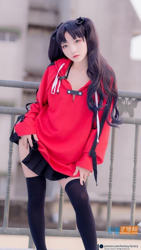 小丁cosplay