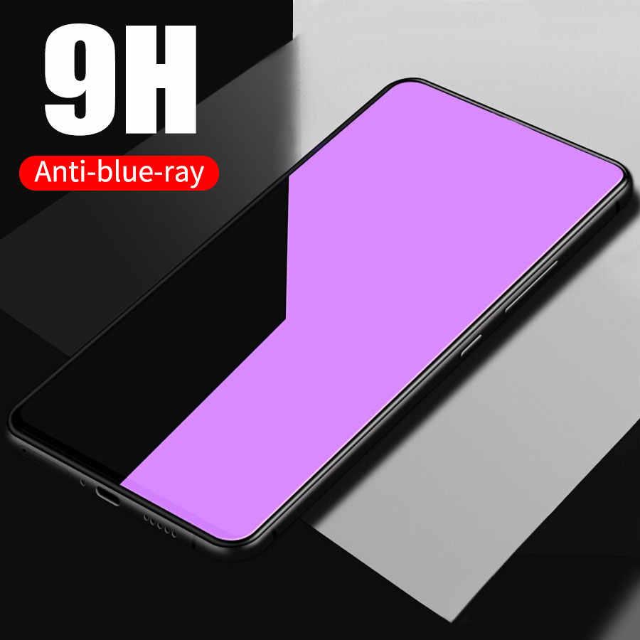 ZHANGYUNSHENG 25 PCS AG Matte Anti Blue Light Full Cover Tempered Glass for Huawei Honor 20i zys