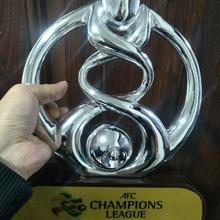 AFC Лига чемпионов Азии трофей футбольный сувенир награда гравировка Хэллоуин Рождество украшения