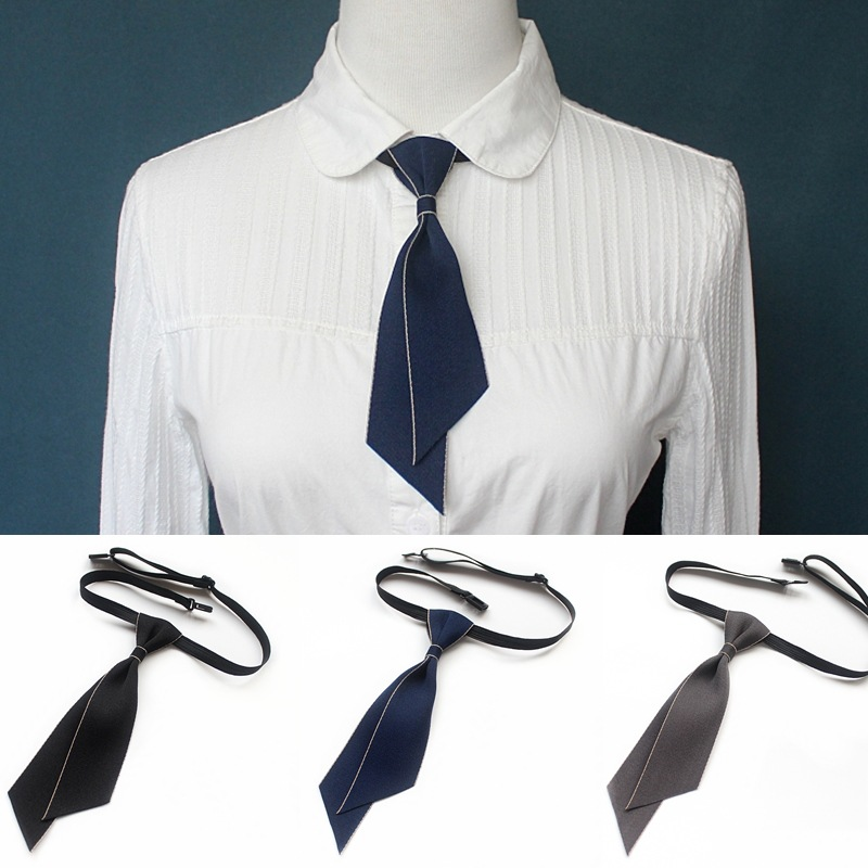 Slim Neck Tie Men's And Women's General Professional Dress Self Bow Tie White Shirt Collar Flower Bow Tie For Women Accessories