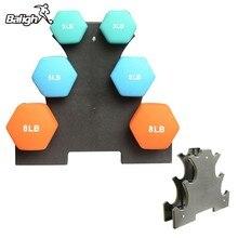 Balight Gewichtheben Hantel Rack Steht Gewichtheben Halter Hantel Boden Halterung Home Gym Übung Ausrüstung