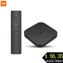Original Global Xiaomi Mi TV Box S 4K HDR Android T