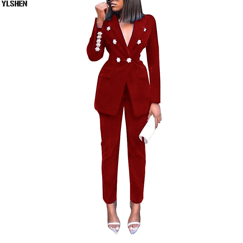 2 Piece Set African Clothes Africa Dashiki New Fashion Top + Pants Suits Super Elastic Party Plus Size Ropa Mujer 2019 For Lady 05