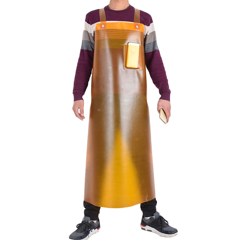 Waterproof Apron Oxford Wear-resistant Oil-proof Thicken Working Aprons Anti-acid And Alkali Industrial Factory Safety Clothing