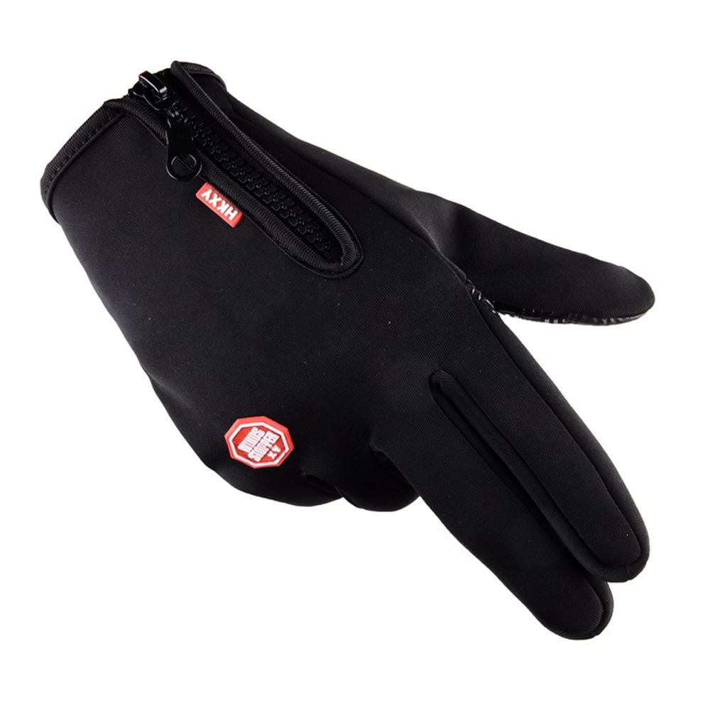 Winter Ski Gloves Warm Cycling Touch Screen Bicycle Gloves Snowboard Snow Windproof Full Finger Gloves Men Women