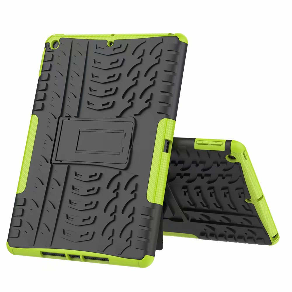 Apple Defender Case-Cover Kids Hybrid-Armor Shockproof iPad for Heavy-Duty Rugged Child