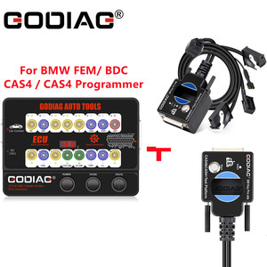 Image 1 - GODIAG GT100 OBD II Break Out กล่องทดสอบแพลตฟอร์มสำหรับ BMW FEM/ BDC/CAS4 / CAS4 + การเขียนโปรแกรม ECU เครื่องมือ