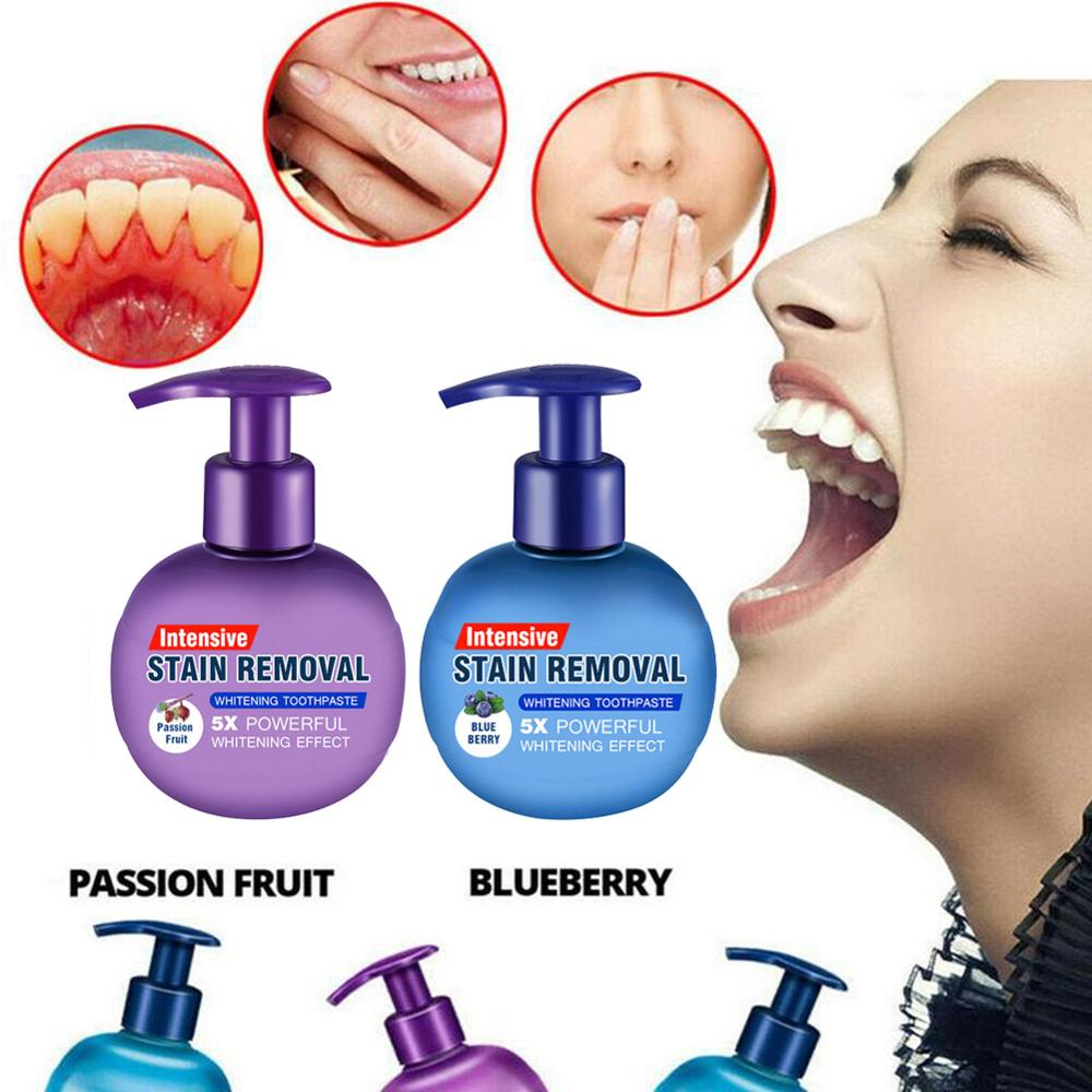 Toothpaste Baking Soda Fruit Whitening Toothpaste Whitening Toothpaste  Whitening Cleansing Oral Hygiene Care