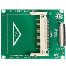 Flash Card HDD Adapter CF Universal CE Video 1.8 Inch ZIF Re