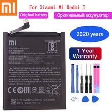 2020 год xiao mi 100% оригинальный аккумулятор 3200 мАч bn35